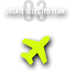CREATE SELECTED TEAM